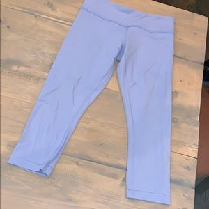 Lululemon athletica Capri leggings size 4